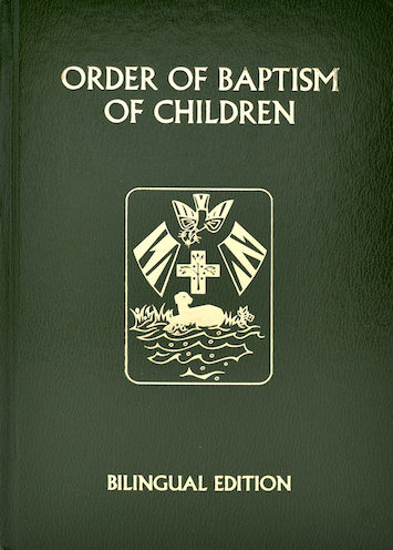 Order of Baptism of Children, Bilingual Edition