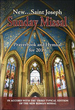 Sunday Missal Prayerbook for 2019