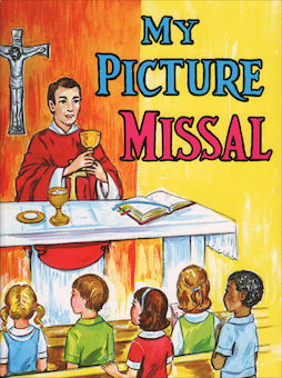 St. Joseph Picture Books: My Picture Missal
