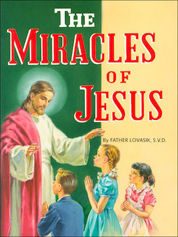 St. Joseph Picture Books: The Miracles of Jesus