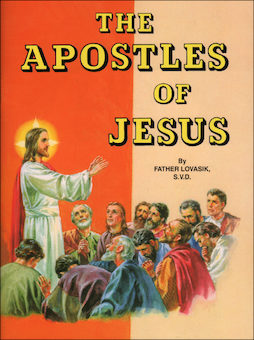 St. Joseph Picture Books: The Apostles of Jesus