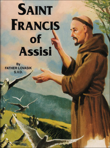 St. Joseph Picture Books: St. Francis of Assisi