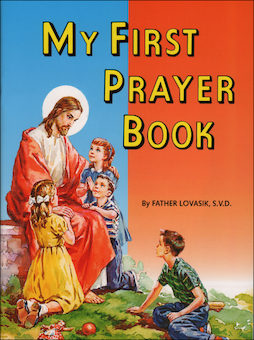 St. Joseph Picture Books: My First Prayer Book