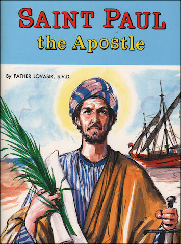 St. Joseph Picture Books: Saint Paul the Apostle