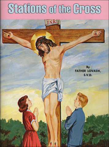 St. Joseph Picture Books: Stations of the Cross