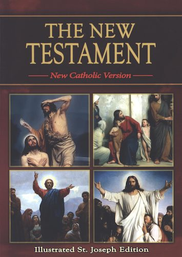 NCB, The New Testament, softcover
