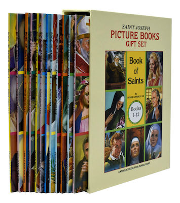 St. Joseph Picture Books: Book of Saints Gift Set