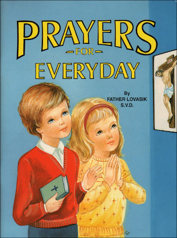 St. Joseph Picture Books: Prayers for Everyday