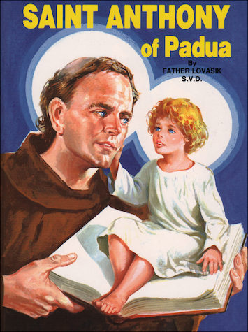 St. Joseph Picture Books: St. Anthony of Padua