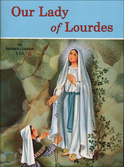 St. Joseph Picture Books: Our Lady of Lourdes