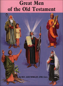 St. Joseph Picture Books: Great Men of the Old Testament