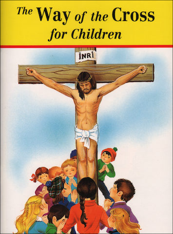 St. Joseph Picture Books: The Way of the Cross for Children