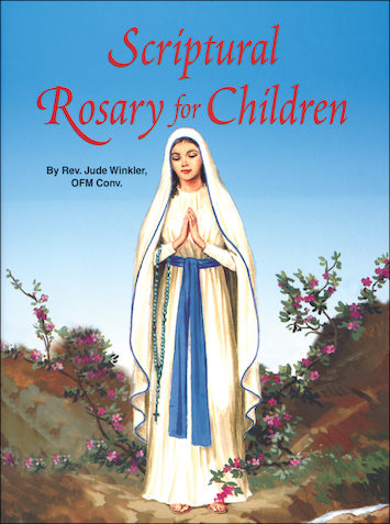 St. Joseph Picture Books: Scriptural Rosary for Children
