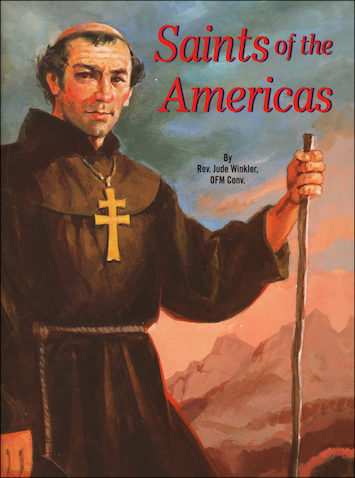 St. Joseph Picture Books: Saints of the Americas