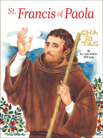 St. Joseph Picture Books: St. Francis of Paola