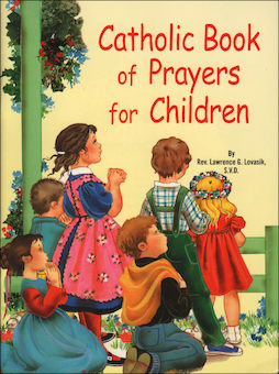 St. Joseph Picture Books: Catholic Book of Prayers for Children