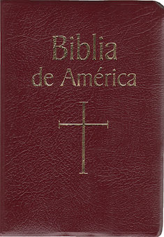 Biblia de América, leather-like