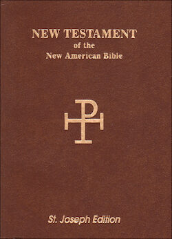 NABRE, New Testament, St. Joseph Edition, softcover