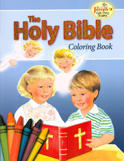 The Holy Bible Coloring Book
