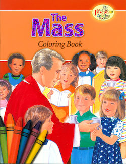 The Mass Coloring Book
