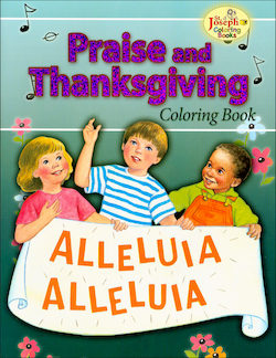 Praise and Thanksgiving Coloring Book