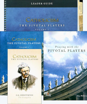 Catholicism: The Pivotal Players Part 1: Leader Kit