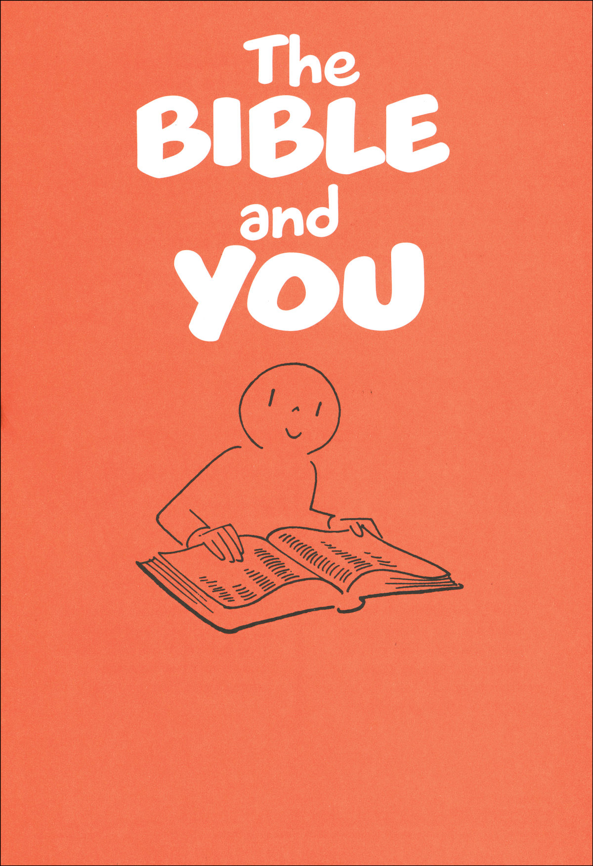 Scriptographic Booklets and Coloring Books: The Bible and You, classic  edition