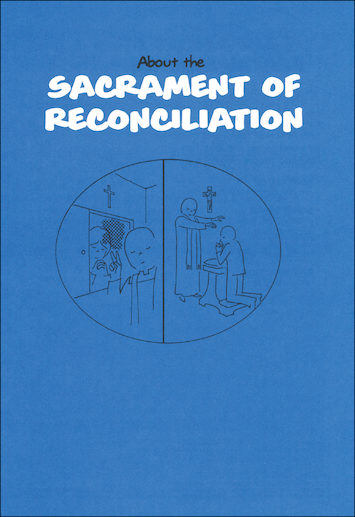 Scriptographic Booklets and Coloring Books: About the Sacrament of Reconciliation, Ages 10+