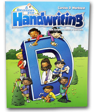 A Reason for Handwriting, K-6: Reason For Handwriting: Level D, Grade 4