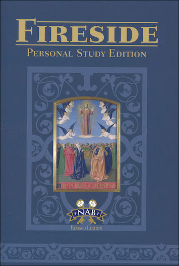 NABRE, Fireside Personal Study Edition, softcover