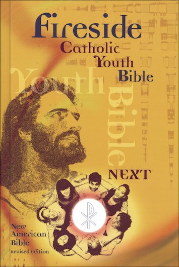 NABRE, Fireside Catholic Youth Bible-NEXT, hardcover