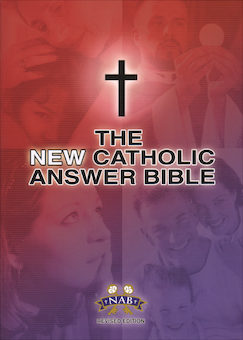 NABRE, The New Catholic Answer Bible, softcover