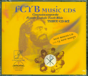 NABRE, Fireside Catholic Youth Bible - NEXT: FCYB Music CDs