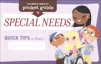 Children's Ministry Pocket Guide to Special Needs, 10-pack