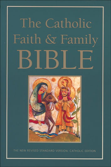 NRSV, The Catholic Faith & Family Bible, softcover