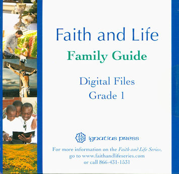 Faith and Life, 1-8: Grade 1, Family Guide CD