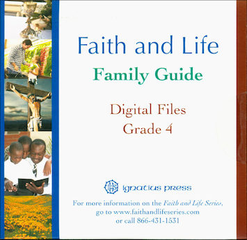 Faith and Life, 1-8: Grade 4, Family Guide CD
