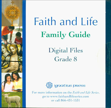 Faith and Life, 1-8: Grade 8, Family Guide CD