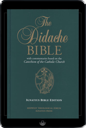 RSV, The Didache Bible With Commentaries, ebook (1 Year Access)