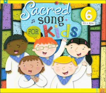 Sacred Song for Kids: Grade 6, Music CD
