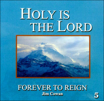 Holy Is the Lord, Music CD