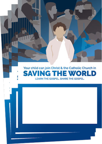 Posters: Save The World Posters, Pack of 4