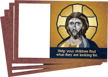 Posters: Find Christ Posters,  Pack of 4