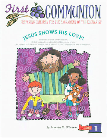 First Communion: First Communion, Student Book