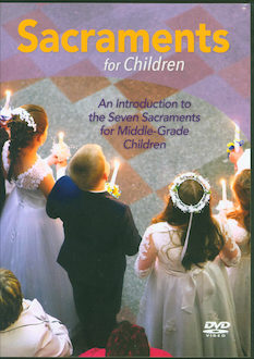 Sacraments for Children, DVD