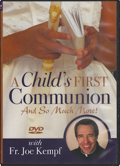 First Communion: A Child's First Communion and So Much More, DVD