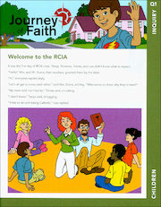 Journey of Faith for Children 2017: Inquiry