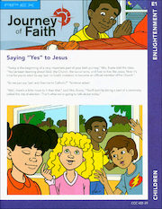 Journey of Faith for Children 2017: Enlightenment