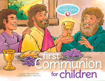 Meet the Gentle Jesus: First Communion: Student Book