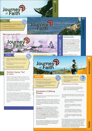Journey of Faith for Teens 2016: Complete Set